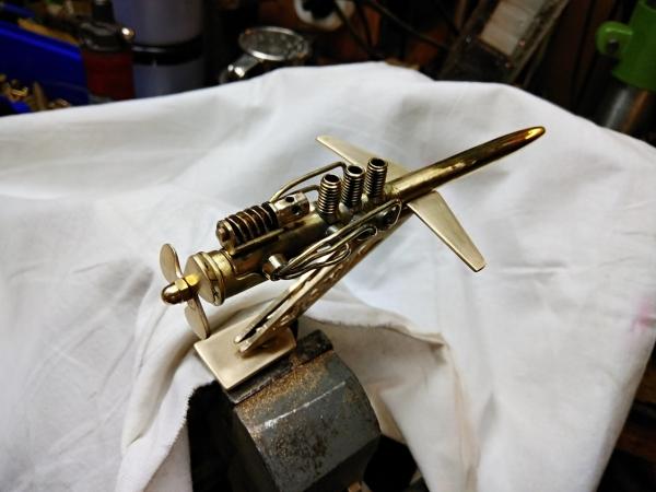 Шариковая ракета .(ручка N-2)