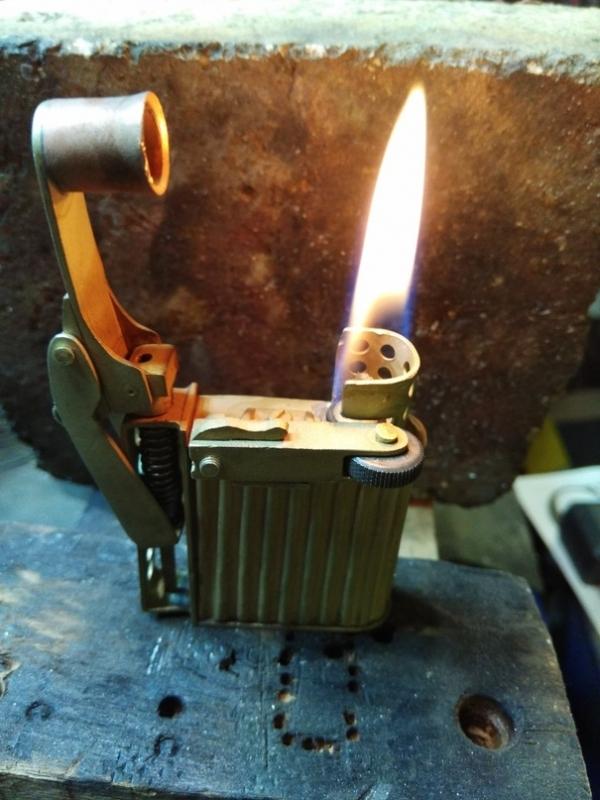 Зажигалка Винтажная (№25)