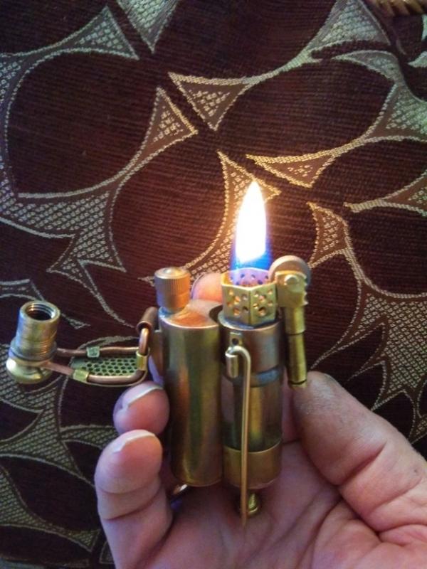 Зажигалка  Походная  (N-24)