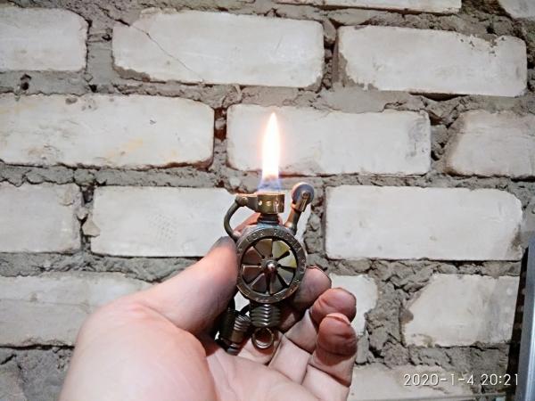 Зажигалка RIF-26 (№26)