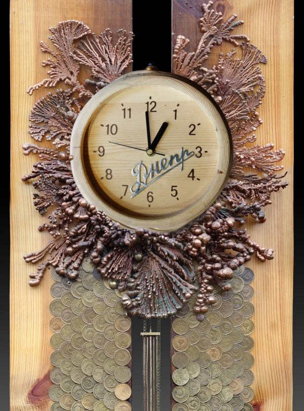 Часы Время - деньги