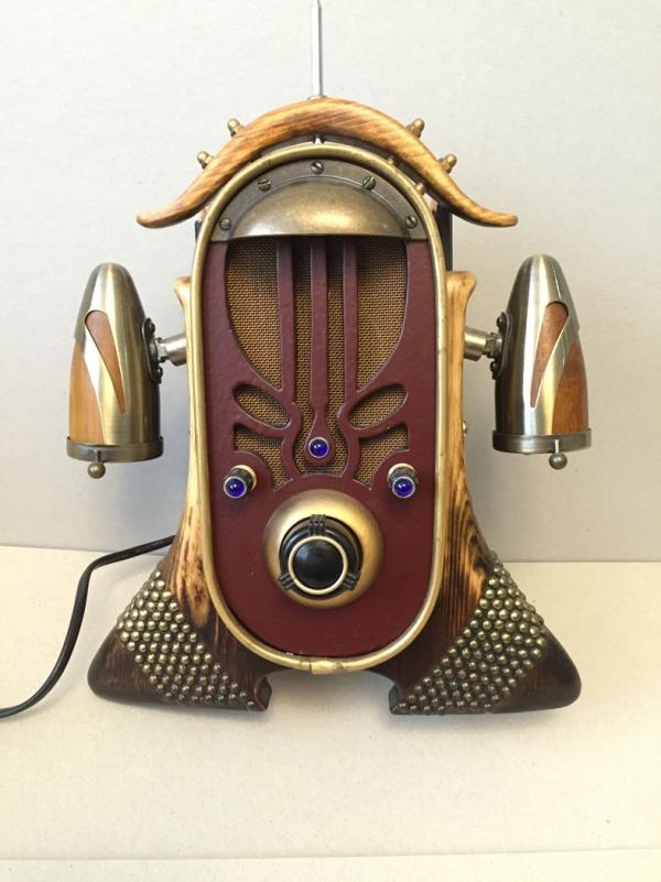 Радиоприемник  (для художника)