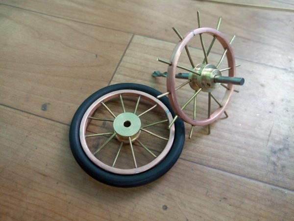 Снова велосипед