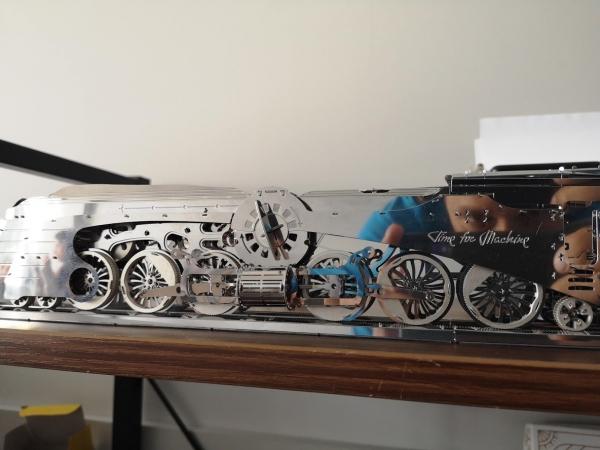 Механический паровоз