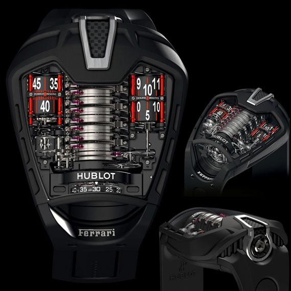 "HUBLOT MP-05 ""LAFERRARI"""