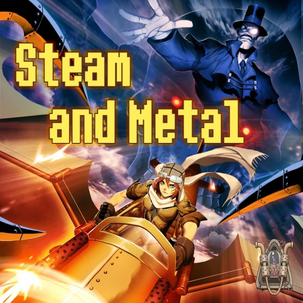 Инди стимпанк-игра Steam and Metal