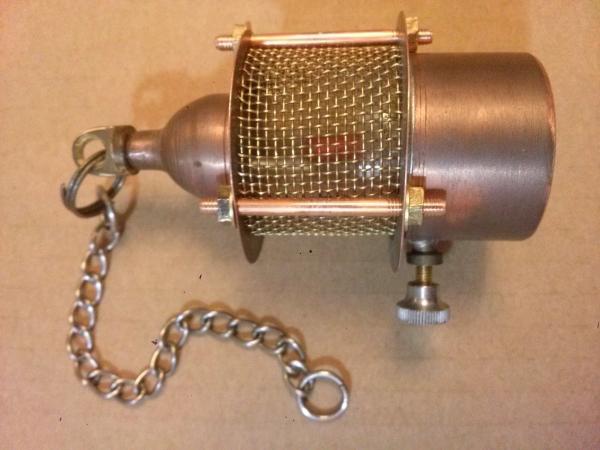 Керосиновая лампа (морская версия).