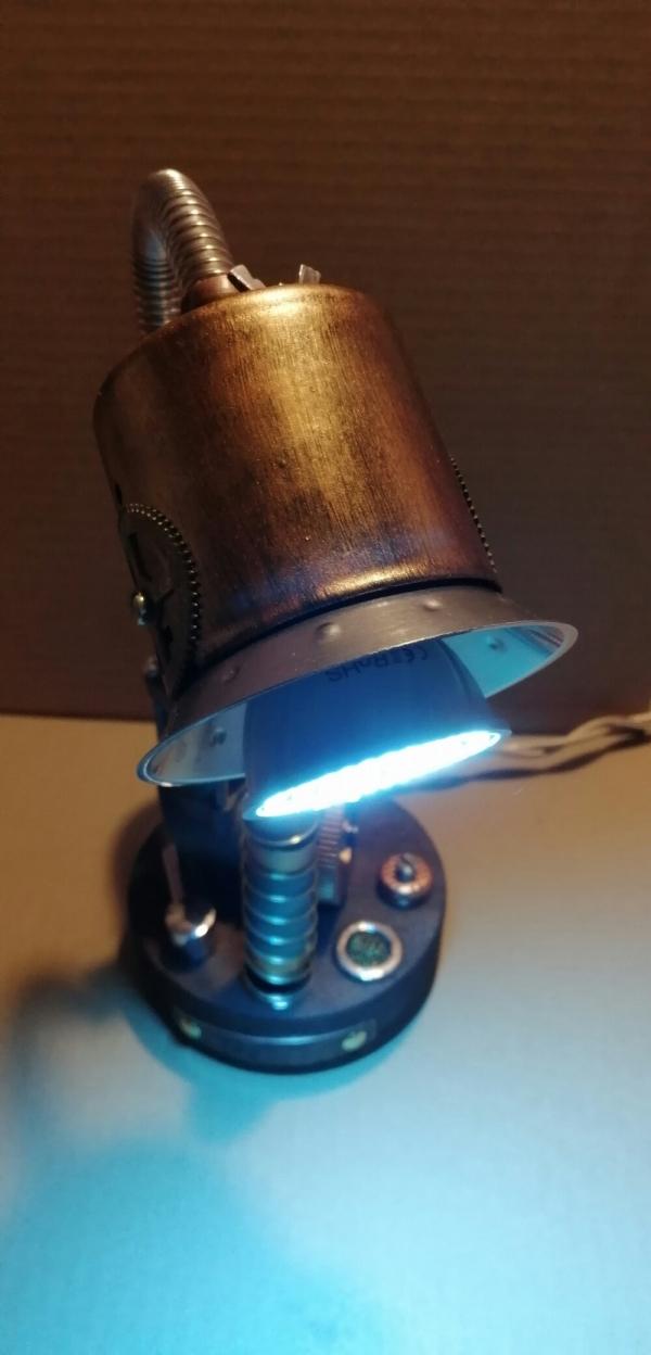 Светильник Паровая машина-стерилизатор