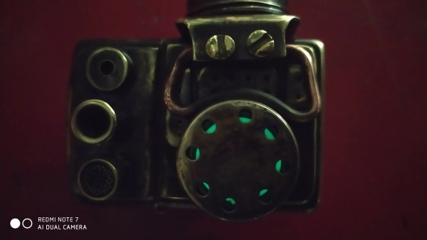 зажигалка zippo в стиле metro 2033