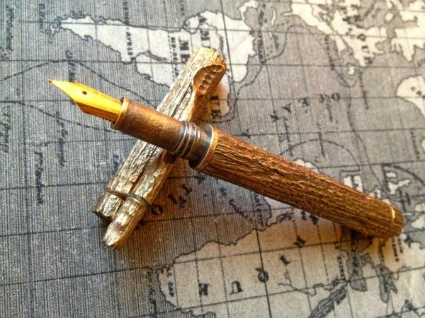 Ручка бывалого капитана