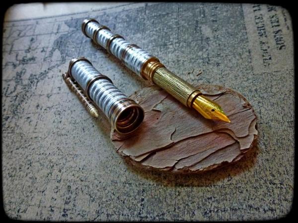 Перьевой пищущий инструмент Эрго