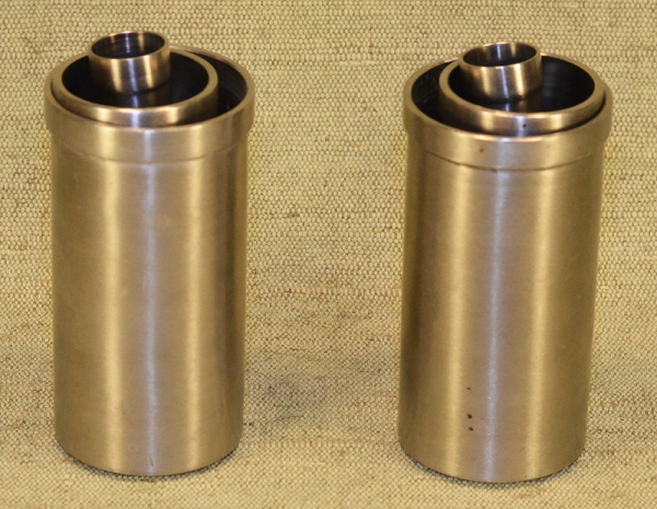 Гильзы-заготовки для строительства зажигалок или жабоборство часть 3.