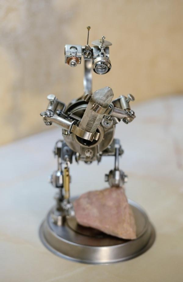Робот-геолог ZXZ - 800...