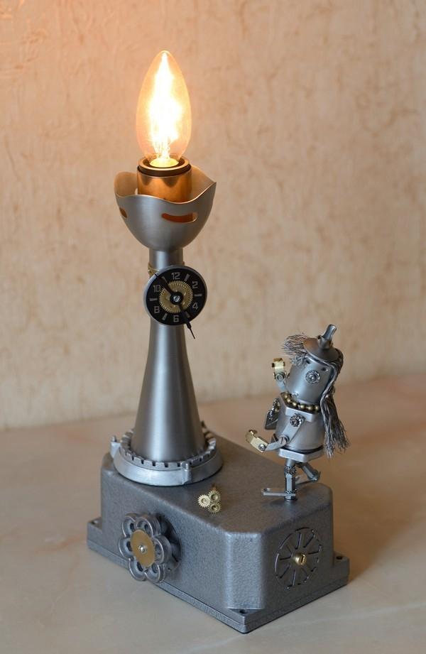 Светильник-ночник Опоздала...