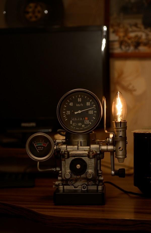 Светильник-ночник Подарок водителю...