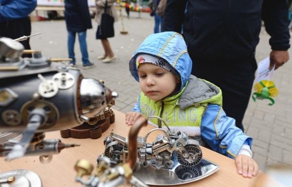 Фестиваль науч-тех творчества Самоделкин 3.0. Волгодонск.