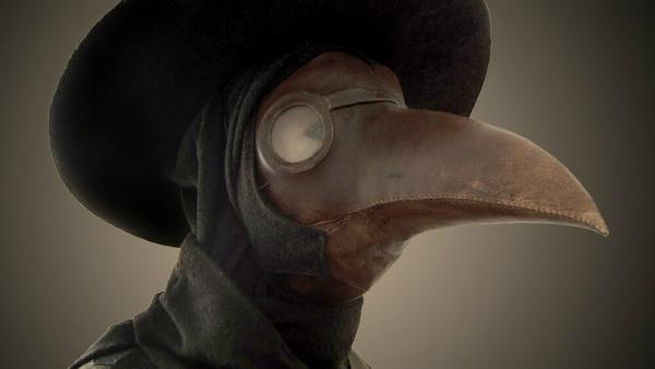 Как появился костюм чумного доктора?