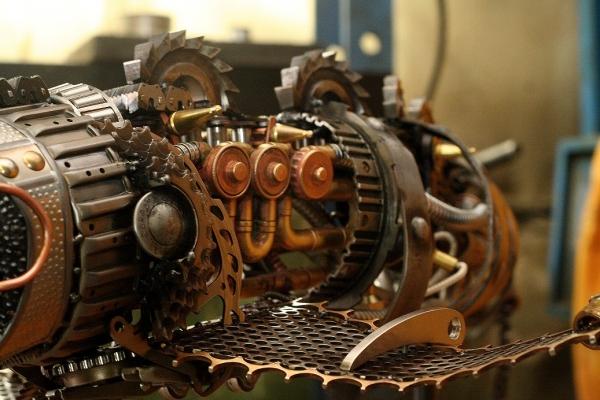 Механический Осетр