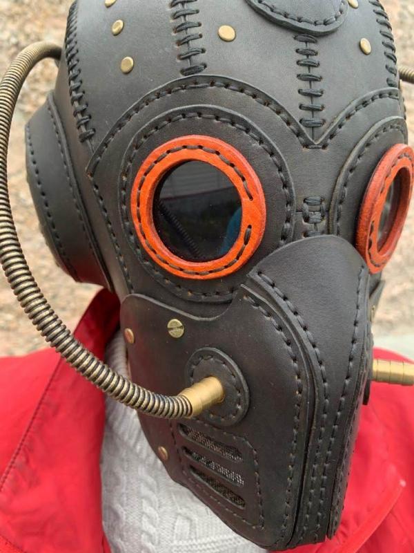 Очередная маска