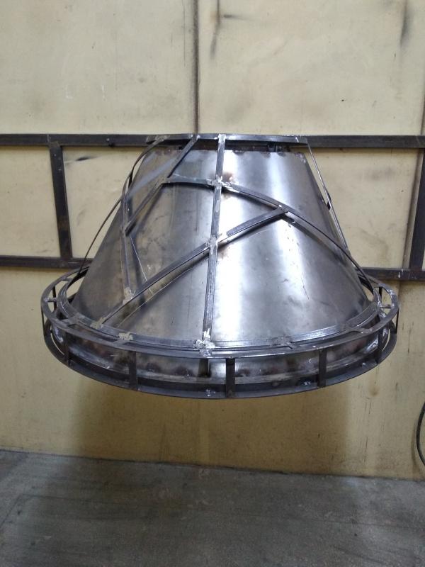 Казан-тандыр-камин