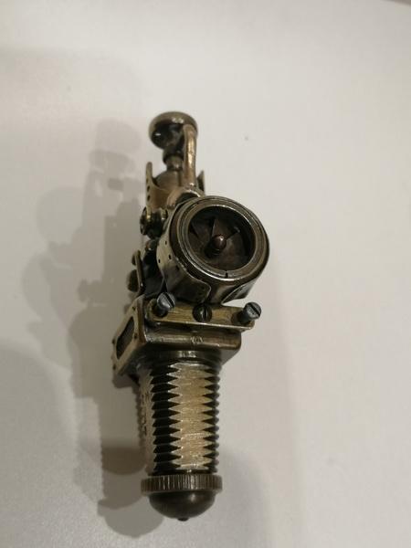 Стимпанк двигатель