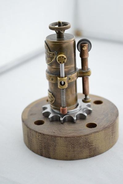 Steam mechanism