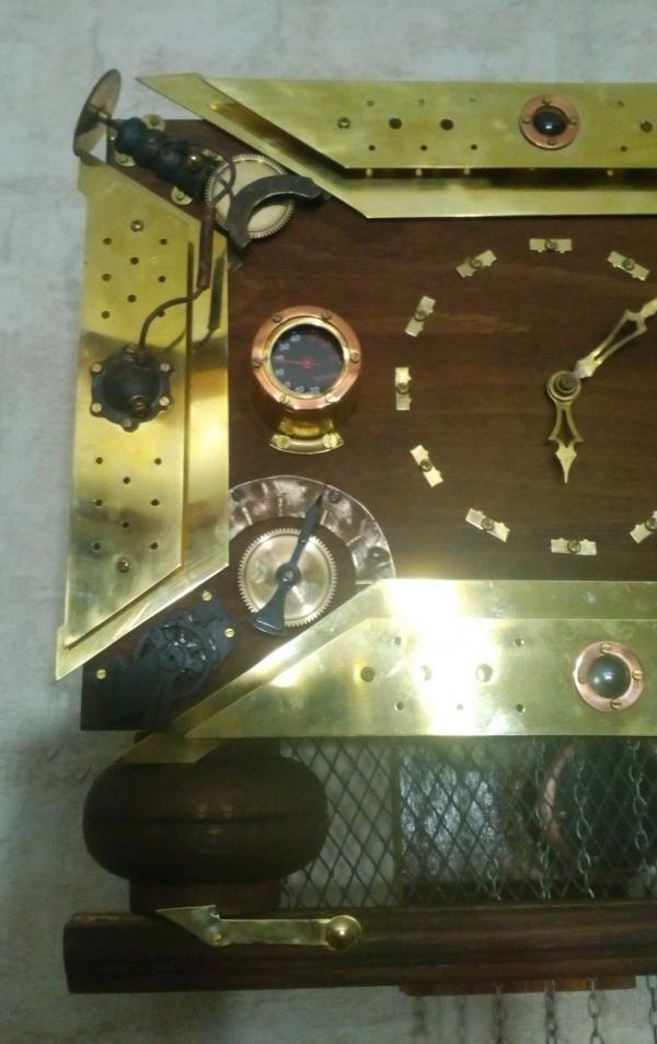 Часы без кукушки