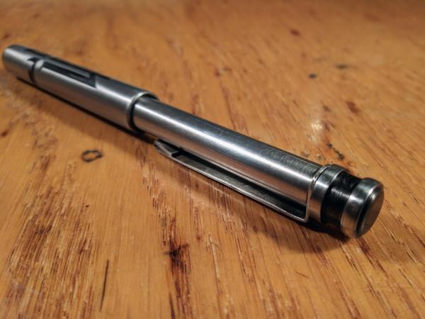 Трофейная ручка
