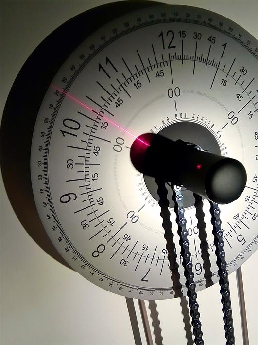 Часы Chrono Ray Machine no.001