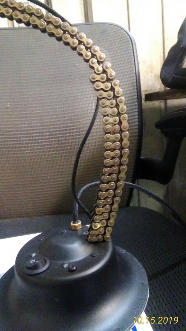 Лампа,