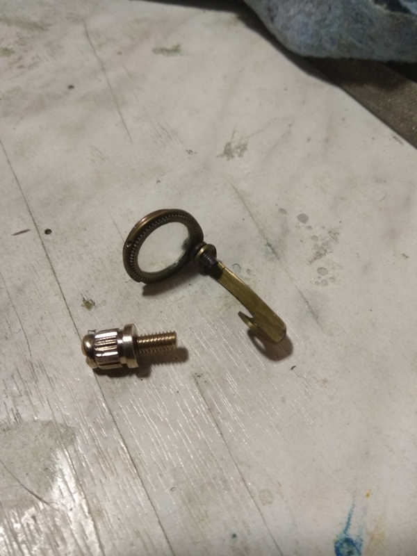 Механоид- хранитель ключа...