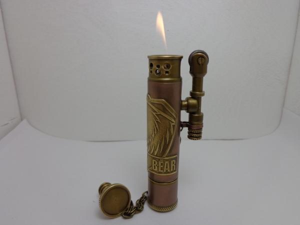 Изготовление зажигалки с дополнительным топливным объемом. Ворк (не стим)