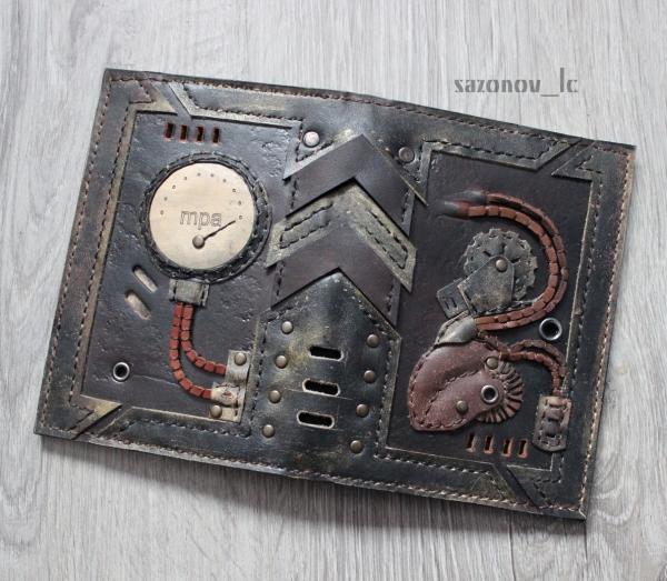 Обложка на паспорт №2