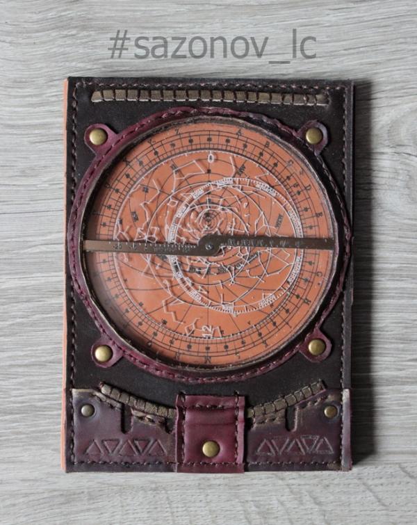 Обложка на паспорт №3