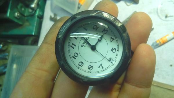 Часы в стиле стимпанк, реинкарнация Полет (SEKONDA) из СССР 60