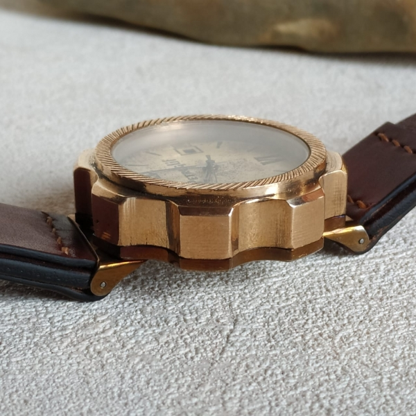 Часы руками сделанные 112