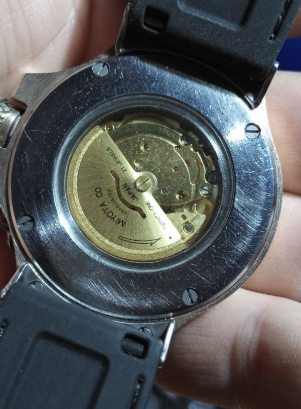 Часы из латуни, руками сделанные 119
