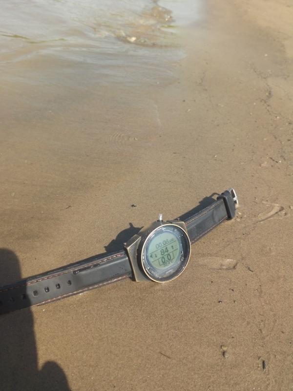 Часы водолаза