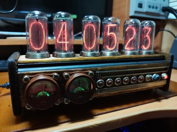 Ещё часы на ГРИ (ИН-18)