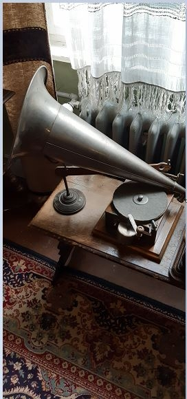 Ещё один граммофон