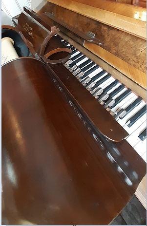 Молоточки, которые нажимают на клавиши