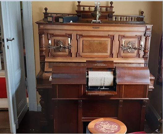 Pianola Aeolian New York