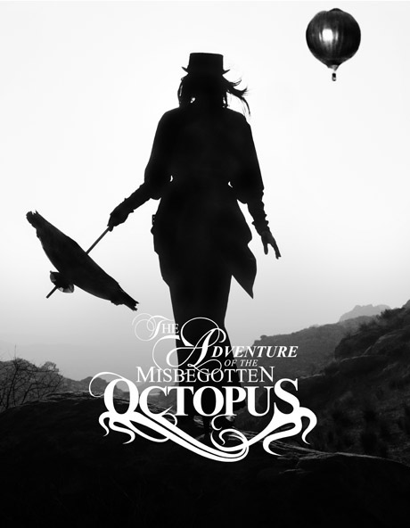 Jennyfer Tzar: The Adventure of Misbegotten Octopus
