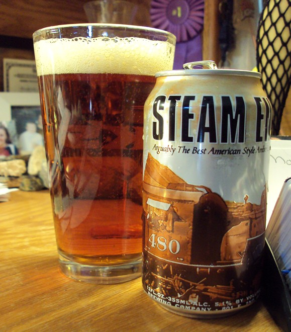 Steam Engine Lager (Фото 2)