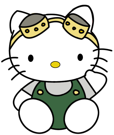 goggles steampunk kitty