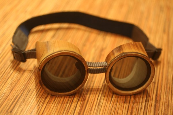 «Bamboo Goggles»!