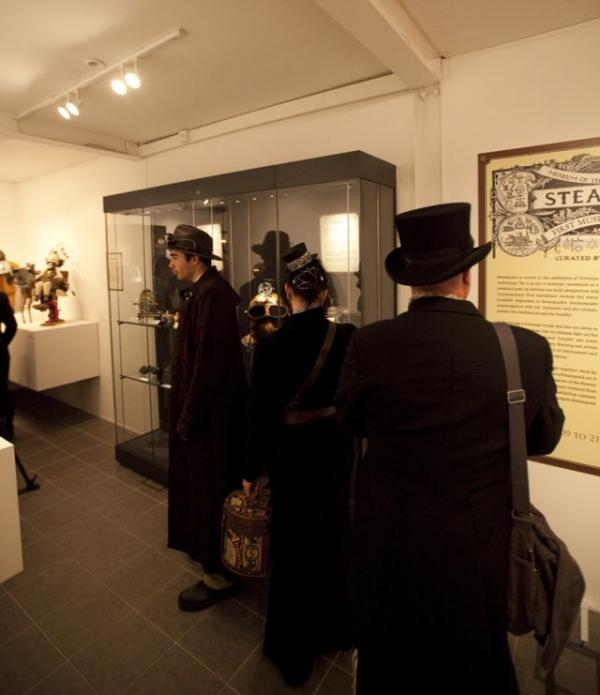 Steampunk Exhibition at Oxford (Фото 9)