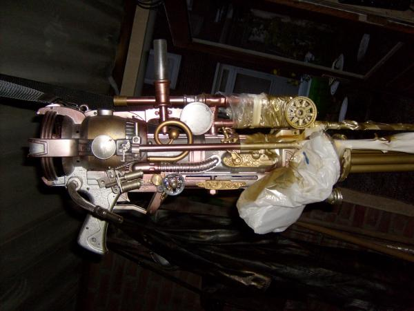 Steampunk weapon! (Фото 2)
