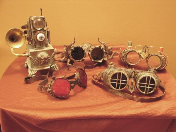 Steampunk Exhibition at Oxford (Фото 2)