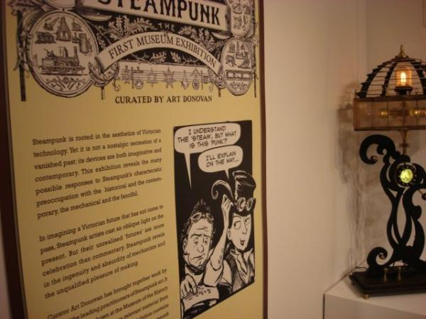 Steampunk Exhibition at Oxford (Фото 15)
